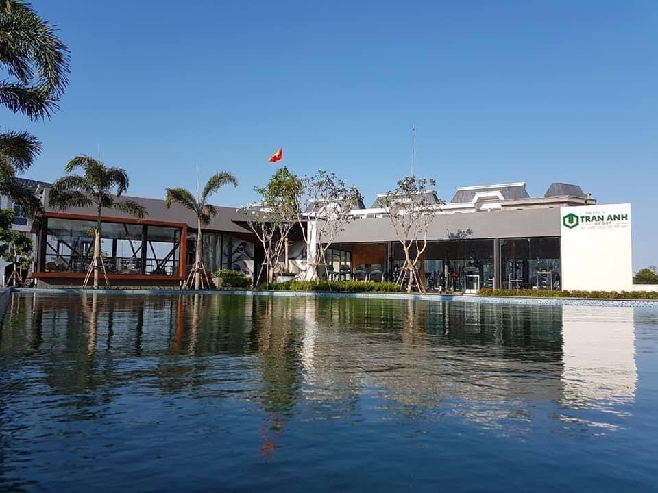 Hồ bơi Phúc An City