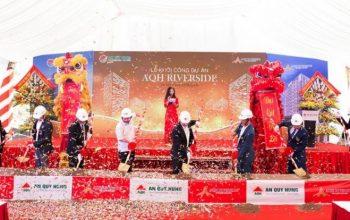 Chính thức khởi công dự án AQH RIVERSIDE Long Biên?