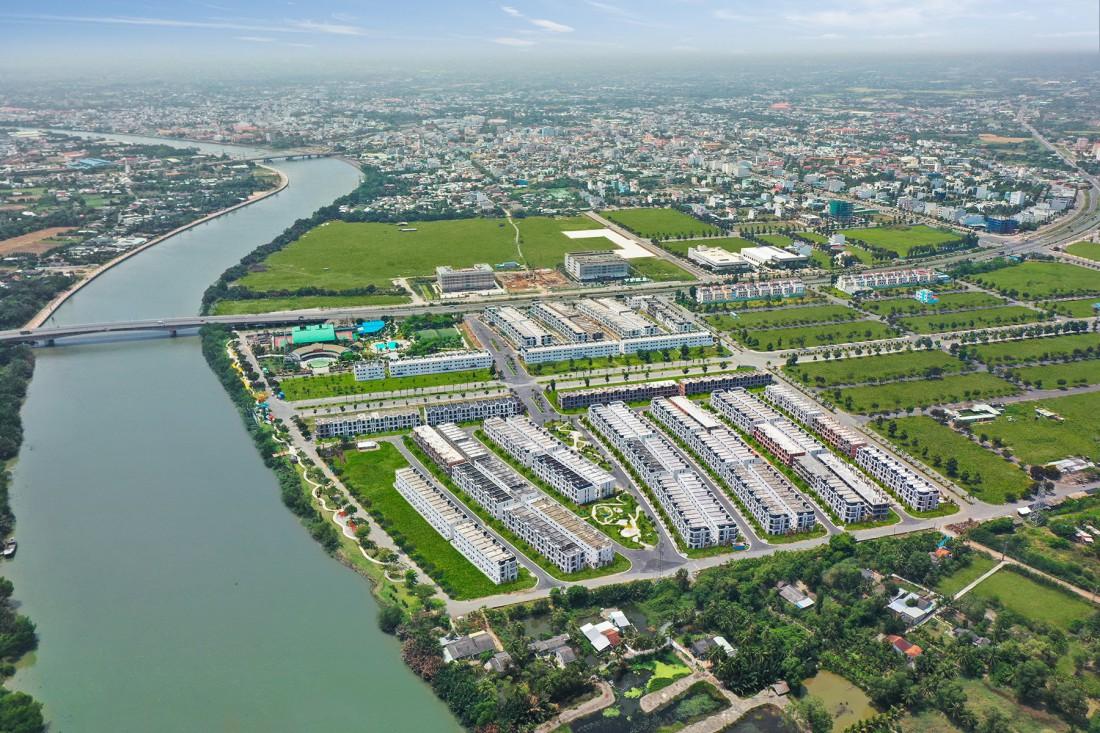Hình thực tế lavilla green city