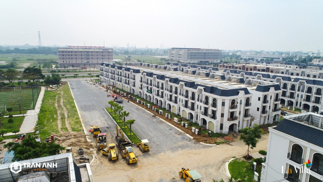 dự án lavilla green city tân an