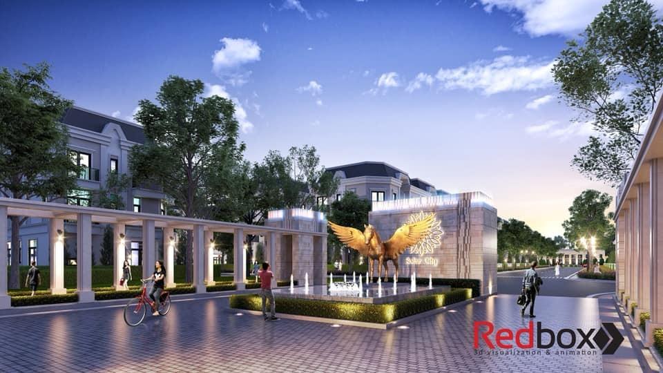 Tiềm năng tại khu đô thị Solar City