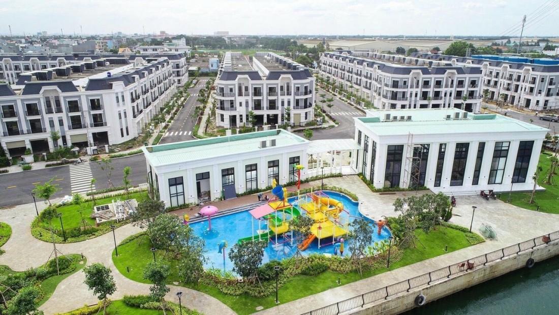 Hình thực tế dự án Solar City