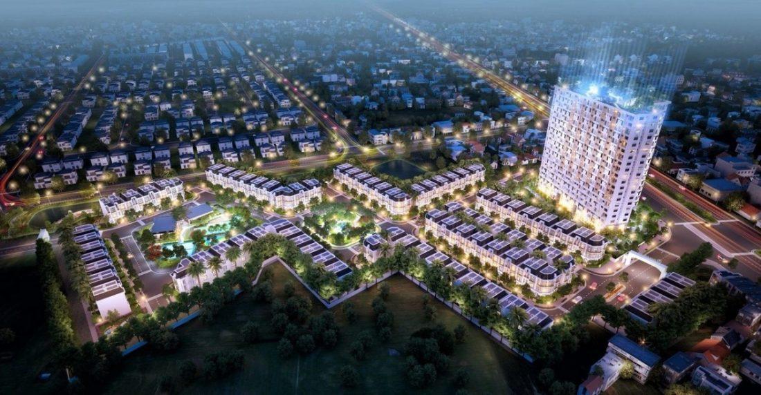 Long Phú Villa tích hợp đầy đủ mọi tiện ích