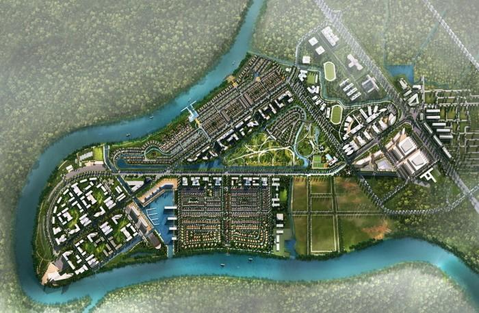 Waterpoint Townshiptiềm năng phát triển hấp dẫn