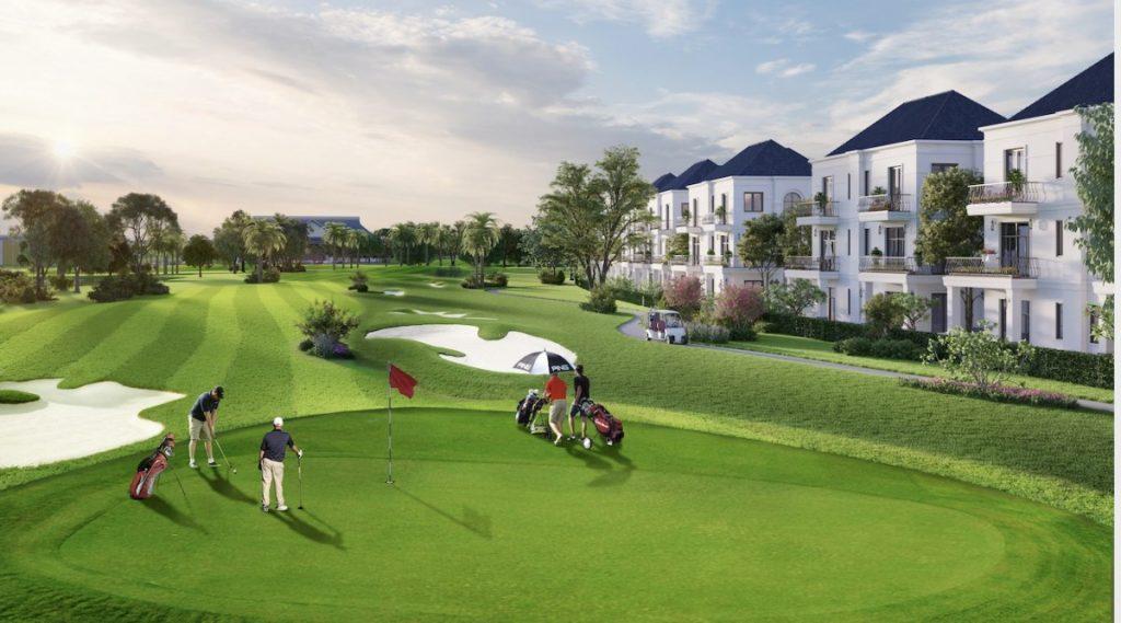 West Lake Golf & Villas Day