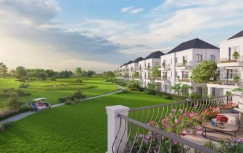 Tổng quan West Lakes Golf Villas
