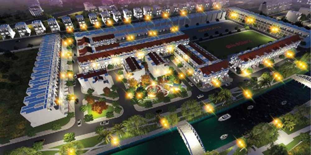 Tiện ích khu đô thị xanh đẳng cấp của dự ánTân Lân Riverside