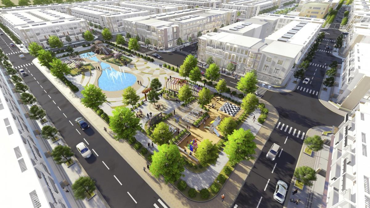 Tổng quan về toàn bộ dự ánAsaka Riverside