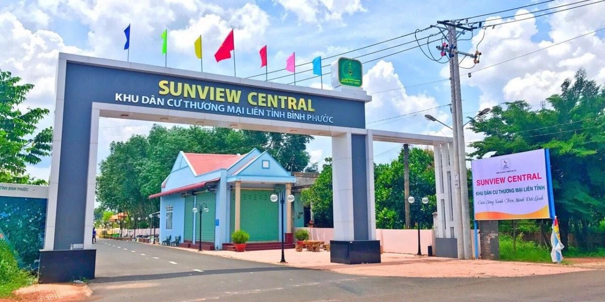 Hình ảnh Sunview Central Bình Phước