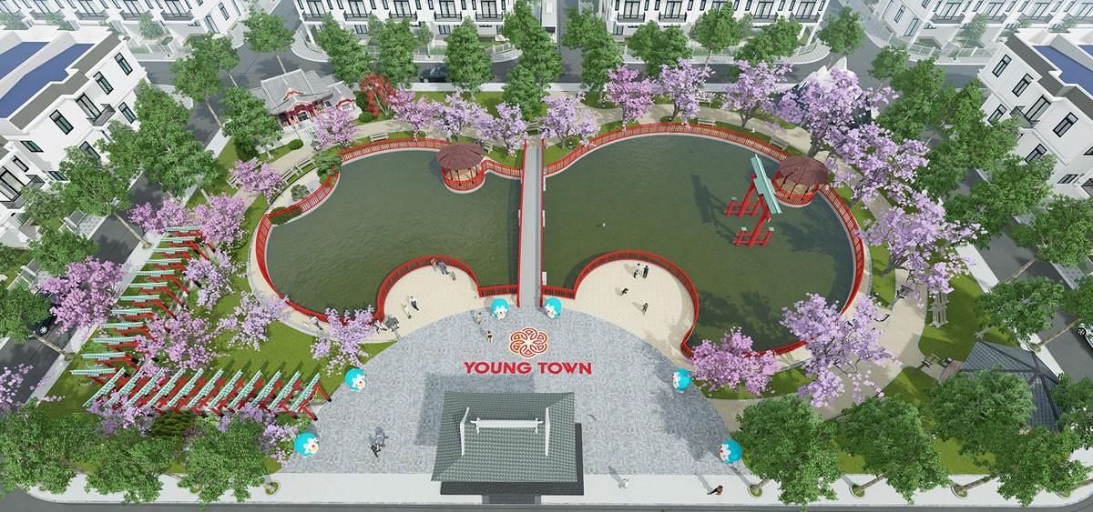 Tiện ích dự án Young Town