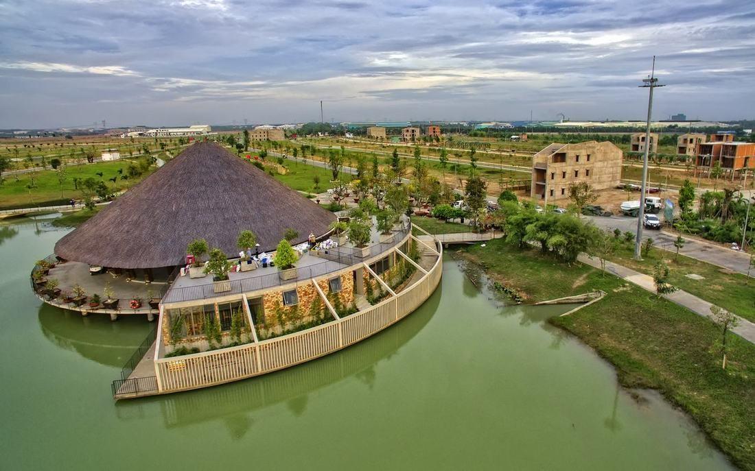 Vị trí dự ánLàng Sen Việt Nam nằm ở khu vực nào?