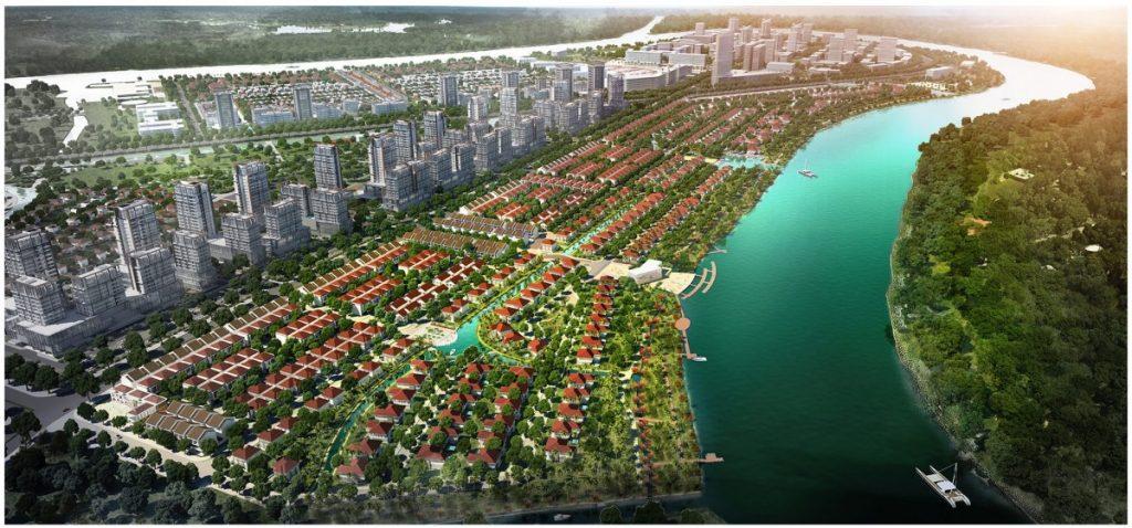 Tiềm năng phát triển dự án Waterpoint Nam Long