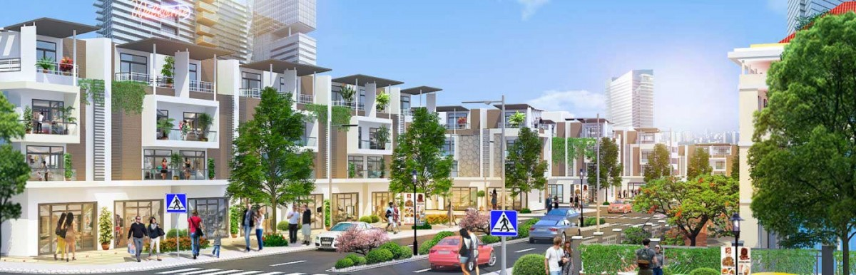 Dự ánGreen Valley Phước Bình