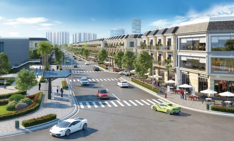 Hình ảnh 3S City Long Hưng