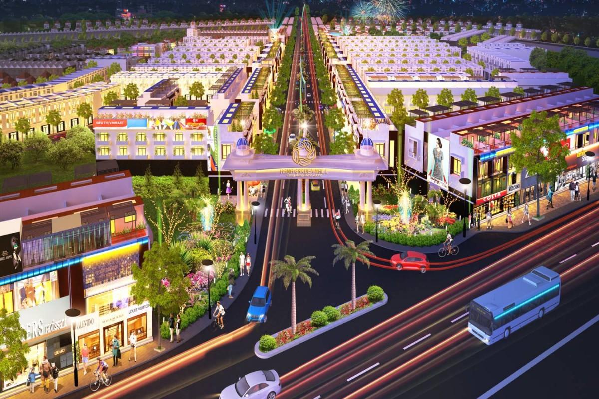 Hana Garden Mall Bình Dương