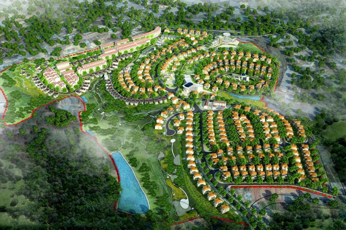 khu đô thịĐà Lạt Paradise Garden