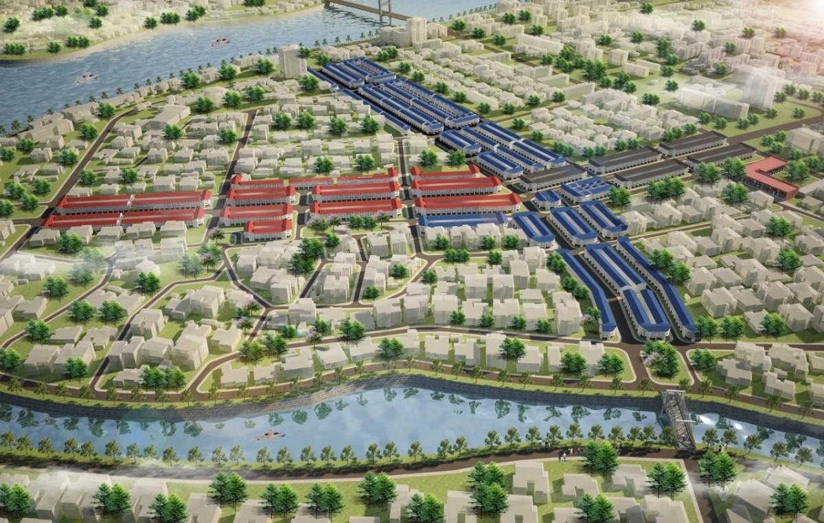 Giao thông kết nối thuận lợi của dự ánVĩnh Long New Town