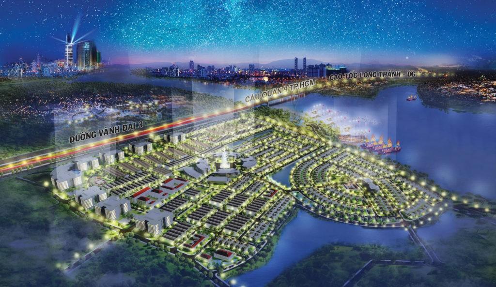 Tiềm năng sinh lời của dự ánKing Bay Nhơn Trạch