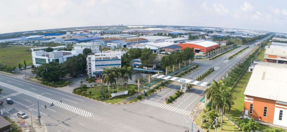 Vị trí Hana Garden Mall Bình Dương