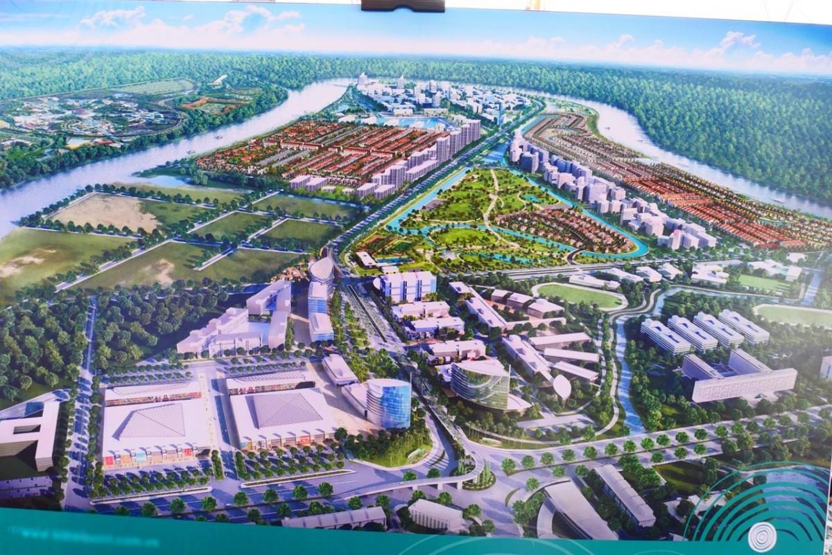 Tổ hợp những tiện ích khu vực tiện lợi của dự ánEverde City