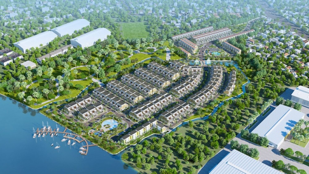 Giới thiệu về dự ánTân Lân Riverside