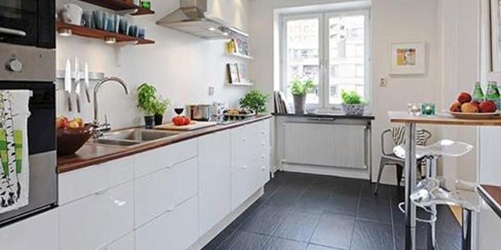 Cách bố trí phong thủy nhà bếp có hướng phù hợp