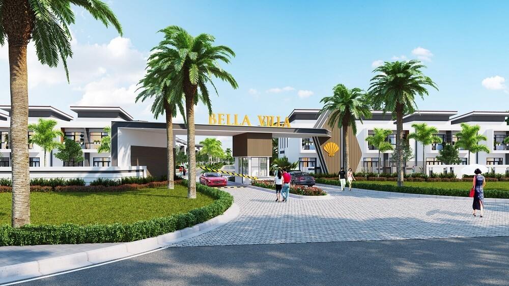 Hình ảnh dự ánBella Villa Đức Hòa