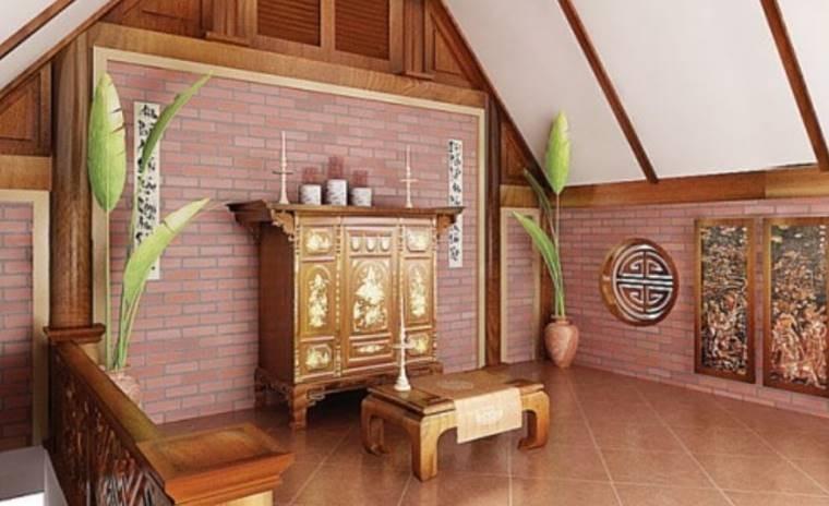 Cách thờ cúng trong nhà, thờ cúng tổ tiên, thần linh