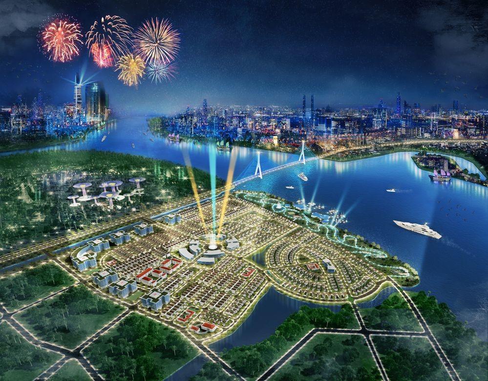 Ưu điểm từ vị trí của dự án King Bay Nhơn Trạch