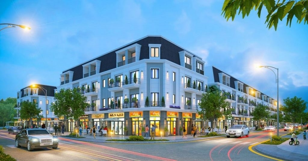 Hình ảnh căn hộ dự án Lago Centro
