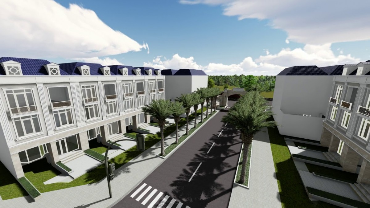 Hình ảnh dự ánDiamond Airport City