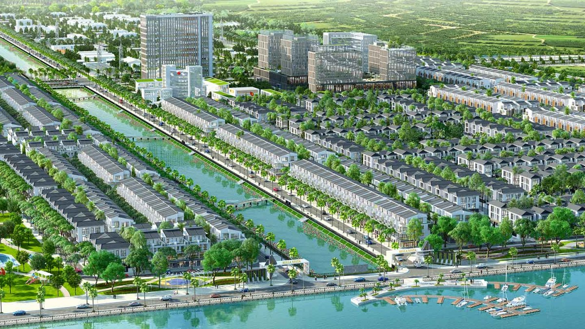 Đất nền The Vista City