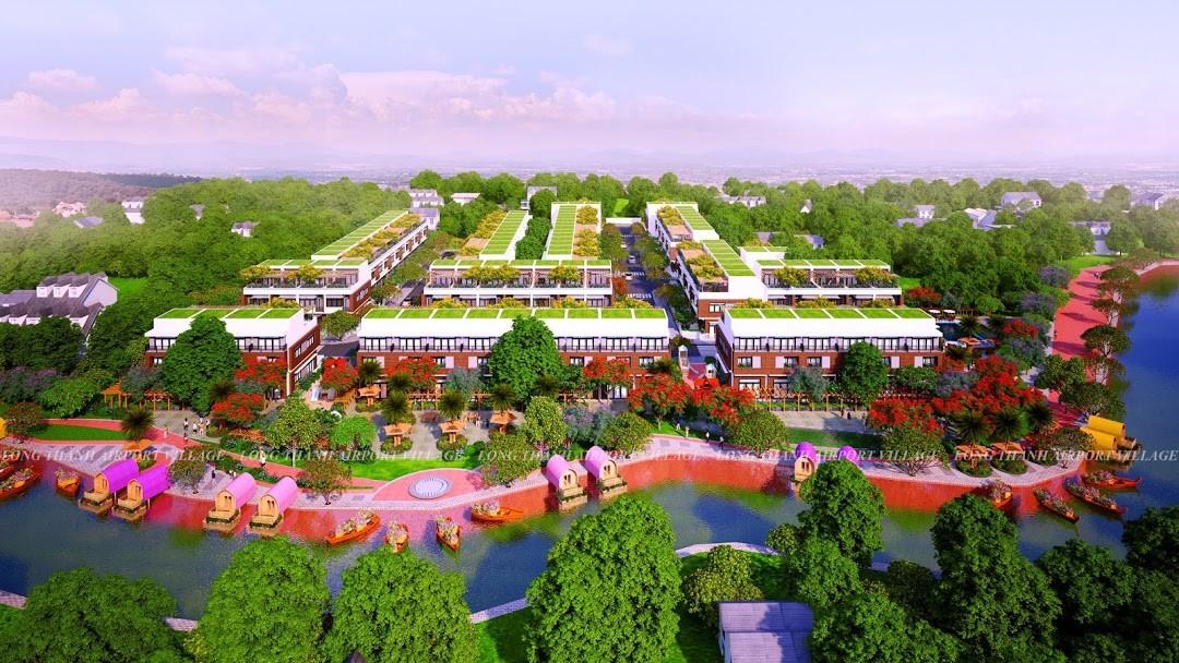 Hình ảnh dự ánLong Thành Airport Village