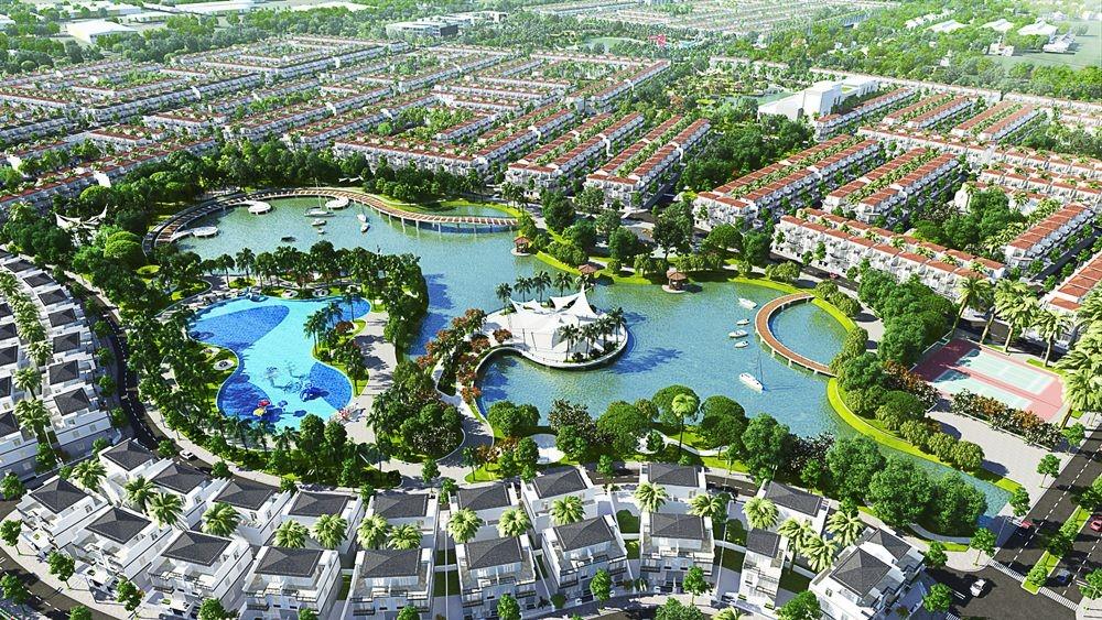 Dự án Phúc An City Trần Anh là một dự án tầm cỡ
