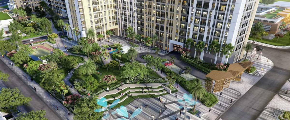 Tiện ích xanh trong dự án Picity High Park Quận 12
