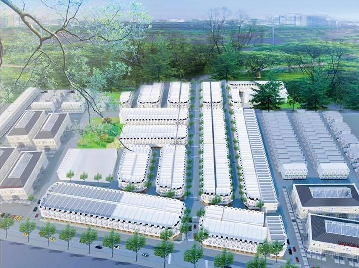 Tiện ích đa dạng phong phú của dự án Lộc Phát Residence