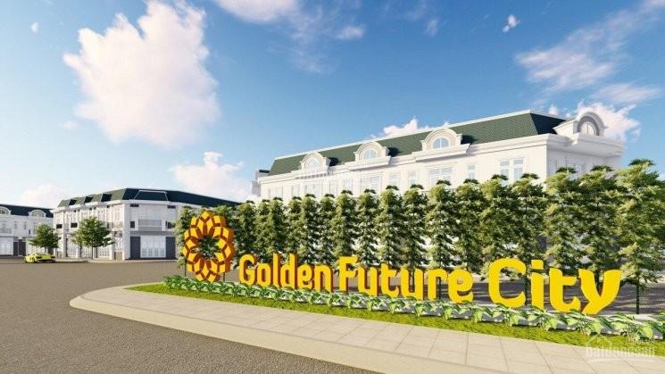 Tìm hiểu chung về dự án Golden Future City Bàu Bàng
