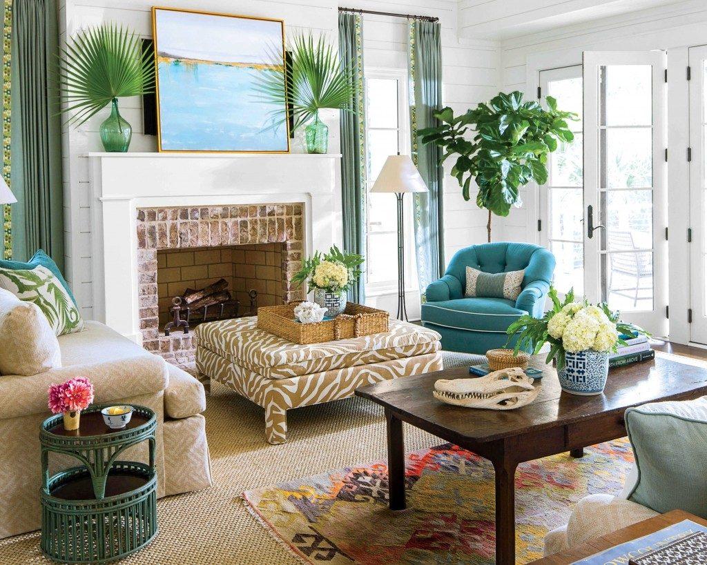 Gợi ý những loại cây cảnh phù hợp với cách bố trí cây cảnh trong phòng khách