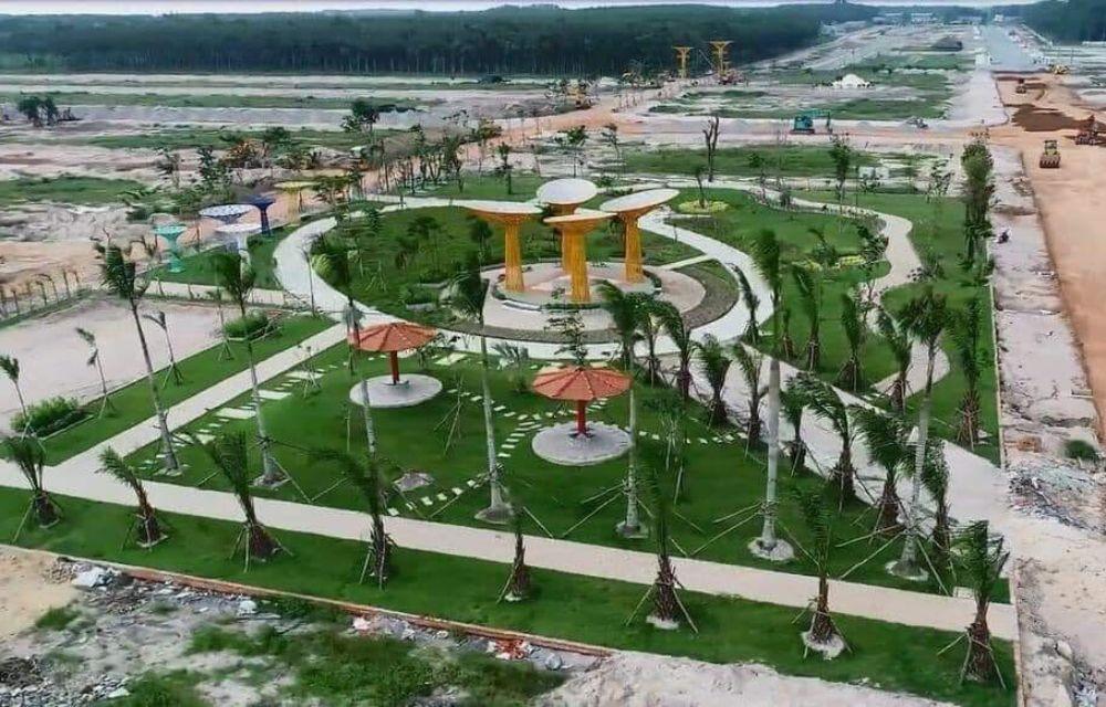 Tìm hiểu về vị trí địa lý của dự án Golden Future City Bàu Bàng