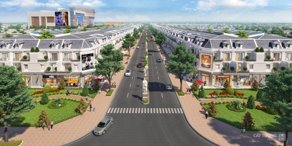 Tiến độ dự án Cát Tường Phú Hưng nằm ngoài mong đợi và hoàn thiện nhanh chóng