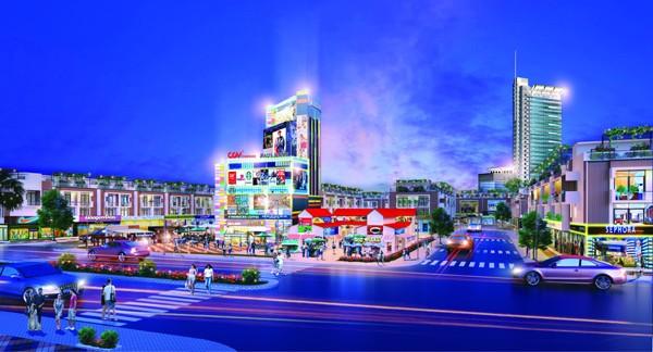 Mức độ liên kết địa phương mạnh mẽ của dự án Hana Garden Mall Bình Dương