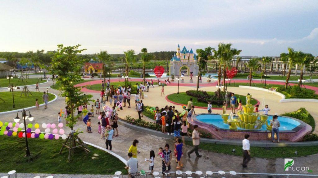 Công viên Disney tại Phúc An Garden