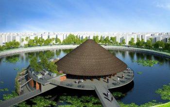 Làng Sen Việt Nam – Nét bình dị giữa lòng thành phố