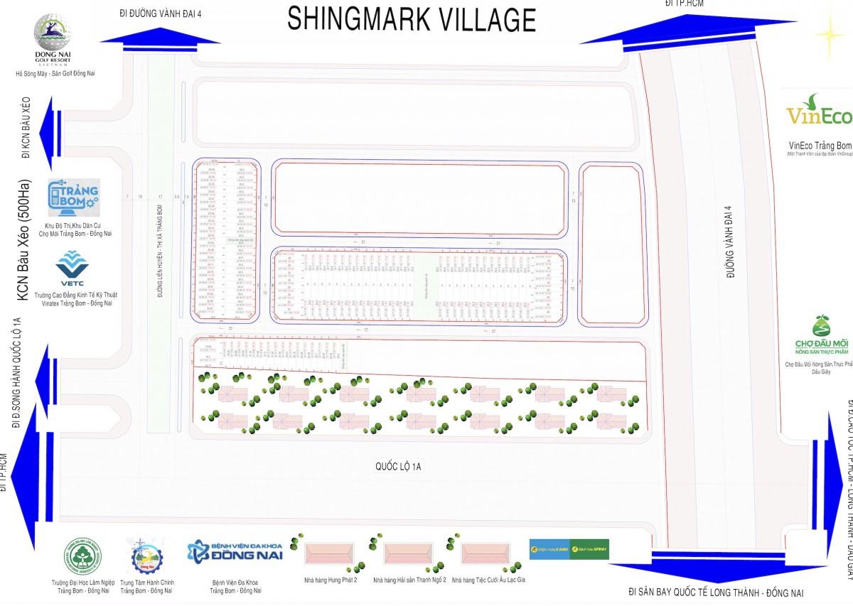 Phân lô Shingmark Village