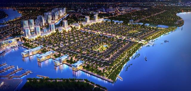 Waterpoint- Khu đô thị đẳng cấp sang trọng