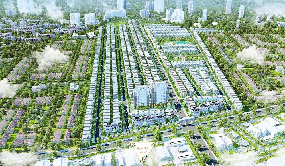 Những tiềm năng phát triển của dự án Phúc An City