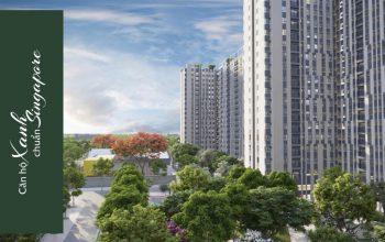 Picity High Park - Không gian xanh chuẩn Singapore