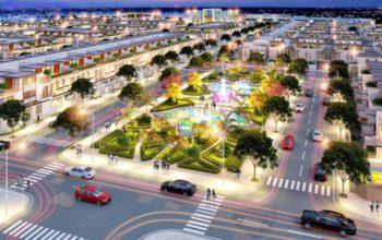 Cơ sở hạ tầng Lotus New City