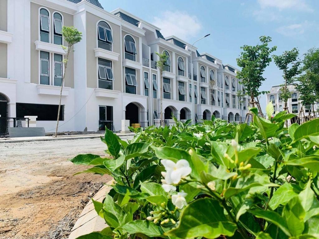 Sản phẩm dự án Lavilla Green City Tân An cung cấp gồm những gì?
