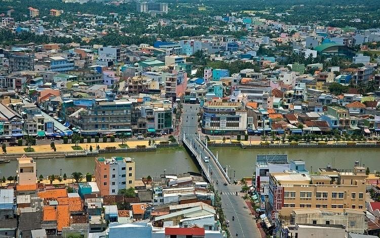 Dự kiến số lượng đô thị trên địa bàn tỉnh Long An theo quy hoạch vùng tỉnh như sau: